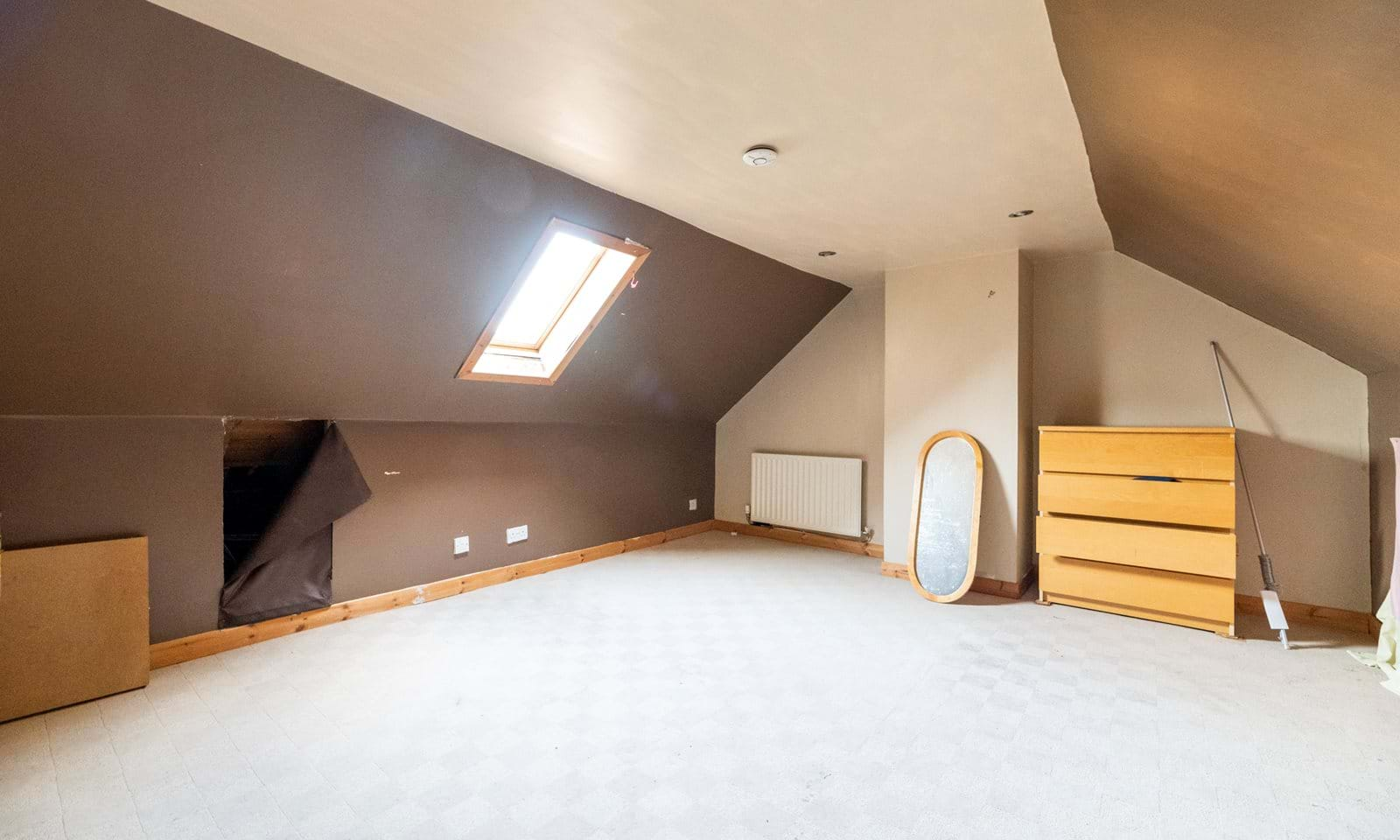 Attic/Storage Area